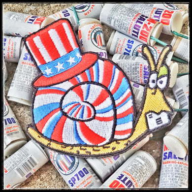 Uncle Sam Snail