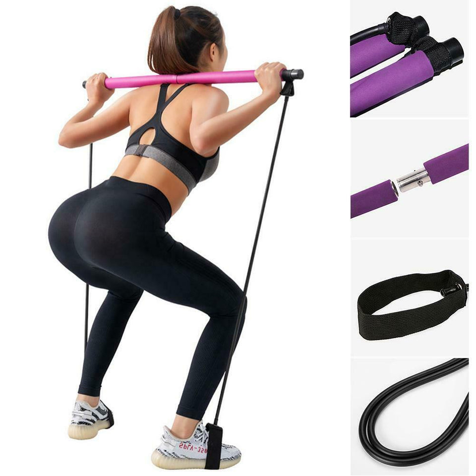 Portable Pilates Bar Kit | Designer Dresses & Accessories | My Lebaz
