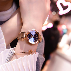 Rose Gold Exotic Premier Designer Swiss Quartz Women Watch | Designer Dresses & Accessories | My Lebaz