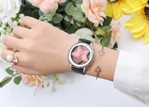 Shining Star Glory Hollow Luxury Designer Women Watch | Designer Dresses & Accessories | My Lebaz