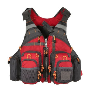 Professional Fishing Life Vest | Designer Dresses & Accessories | My Lebaz