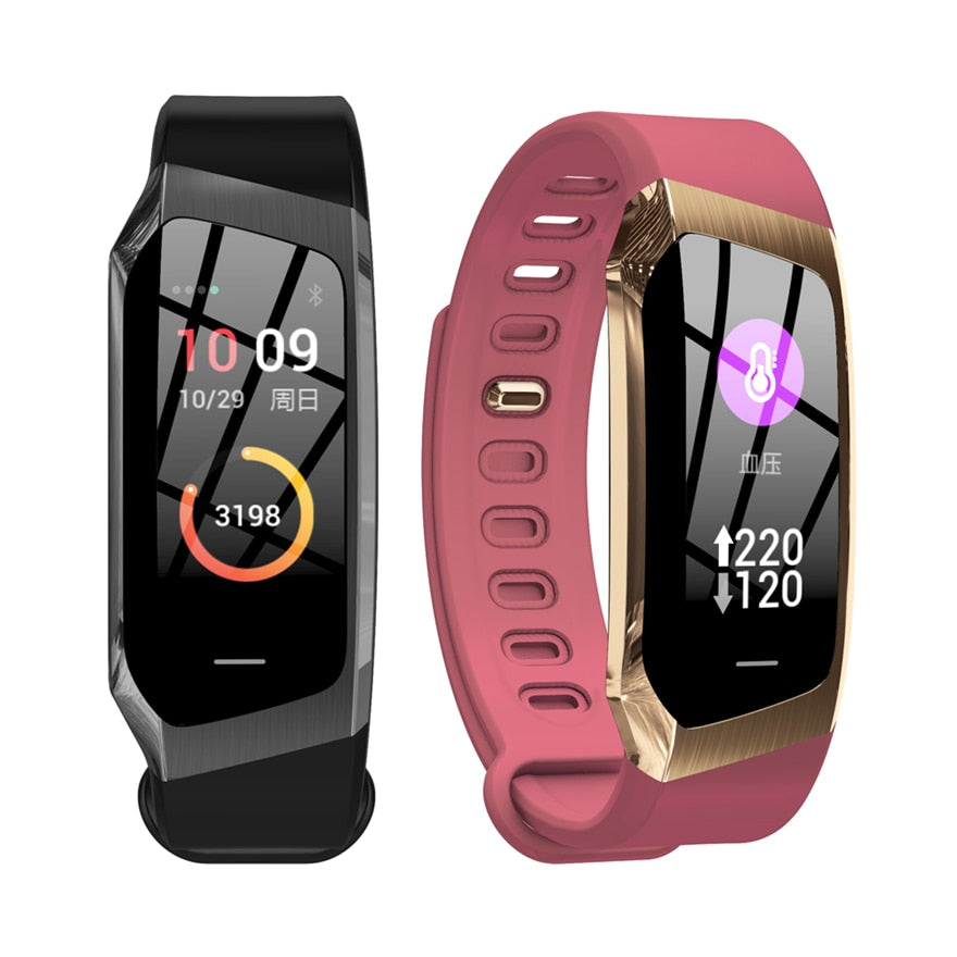 Fitband Smart Watch Waterproof Blood Pressure Oxygen Heart Rate Monitor Sport Bracelet | Designer Dresses & Accessories | My Lebaz