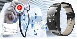 Professional Blood Pressure Smart Watch and Heart Rate Monitor | Designer Dresses & Accessories | My Lebaz