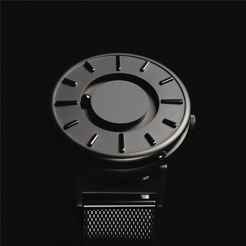 Creative Magnetic Bearing Wrist Watch | Designer Dresses & Accessories | My Lebaz