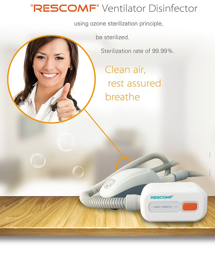 Cpap Bpap Cleaner Ozone Sterilizer Disinfector Sanitizer | Designer Dresses & Accessories | My Lebaz