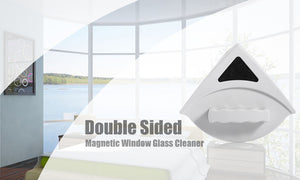 Double-sided Magnetic Window Cleaner | Designer Dresses & Accessories | My Lebaz