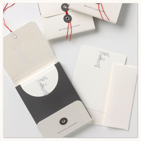 Animal Monogram Notes