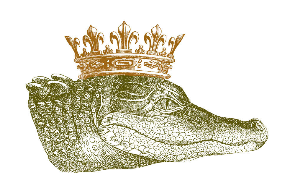 King Gator Flag