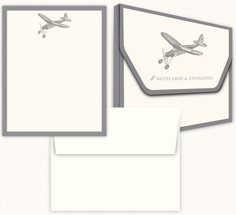 Airplane Boxed Notes