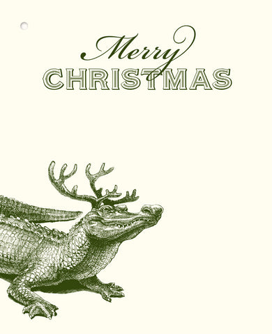 Christmas Gator Gift Cards
