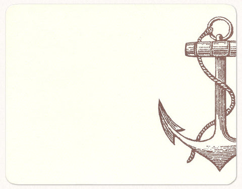 Anchor Note