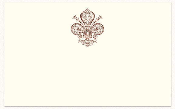 Florentine FDL Place Card