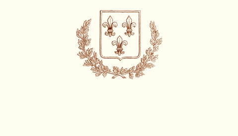 FDL Crest Place Card