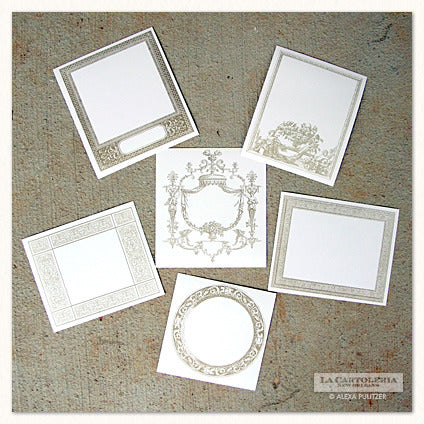 Assorted Book Plate Seals & Stickers