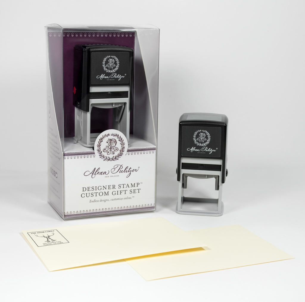 Stamp Gift Boxes | backorder til March 25