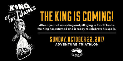 Appomattox River Company Sponsors King Of The James