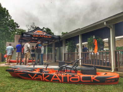 The 2019 11th Annual  YakAttack Benefit Tournament