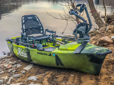 A Hobie Mirage 360 Pro Angler 12 Kayak Review