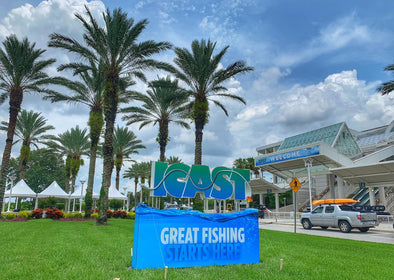 Day 1, Orlando Florida : ICAST - On The Water Demo