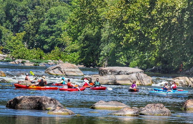Get to Know the Appomattox River Company / PaddleVa Staff