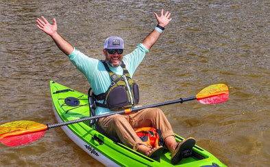 New Fall Arrivals in Kayaking, Kayak Fishing, and Whitewater