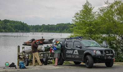KAYAK BASSIN TV SHOW, FROM NBC SPORTS, COMES TO FARMVILLE