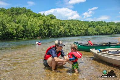 TOP TEN TIPS FOR CANOEING WITH KIDS