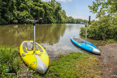 Hobie Eclipse Stand Up Paddleboard : A Revolution In SUP