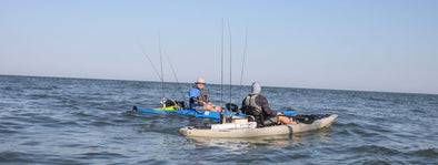 The 12th Annual TKAA Kayak Fishing for Charity Tournament in Norfolk, Virginia