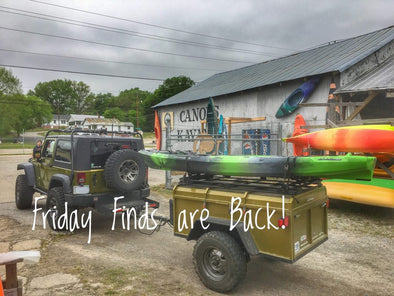 Kayak Fish VA, High Sierras, RVA Blues, Big Briery Bass, Patagonia Dreamin', and the Ruckus