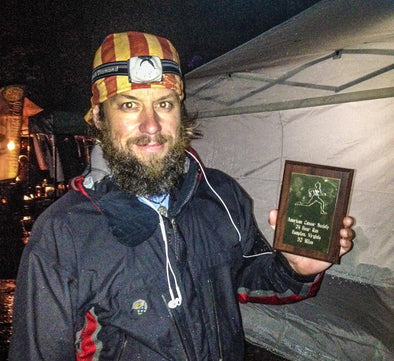 A Kayak Fisherman's First Ultra Running Race