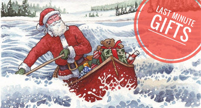 Last Minute Gift Ideas for Kayakers