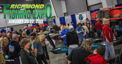 Richmond Fishing Expo -  Jan. 20-22, 2017