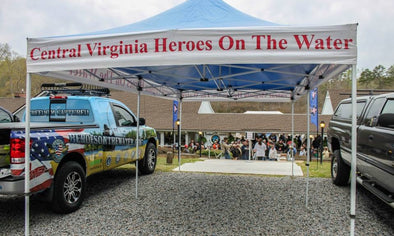 Heroes On The Water: Highlight of the Local Virginia Chapters