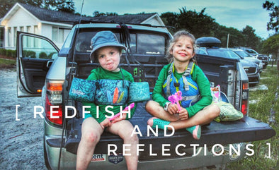 A MEMORIAL MOMENT OF REDFISH AND REFLECTION