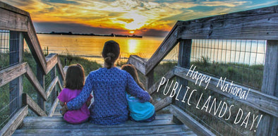 A KIPTOPEKE STATE PARK SPOTLIGHT ON NATIONAL PUBLIC LANDS DAY