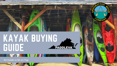 Kayak Buying Guide: Sit Inside vs Sit on Top