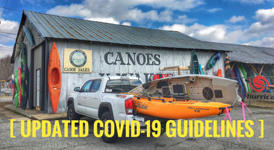 Updated COVID-19 Guidelines for Kayak Sales