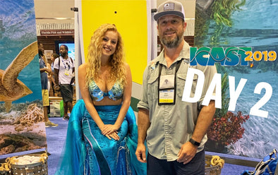 ICAST Day 2 : Kayak Fishing Owns the Show