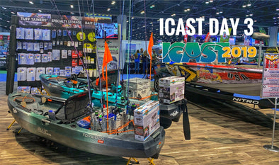 ICAST Day 3 : Fishing is a Big Industry
