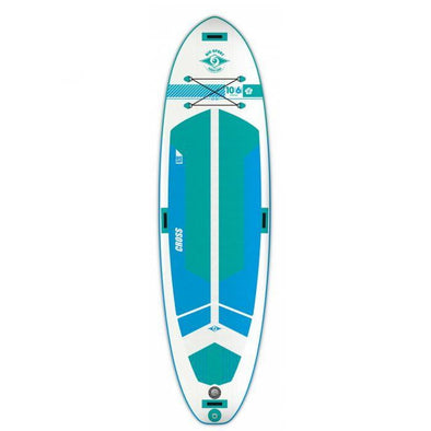 "Bic 10'6"" Cross Fit Air Inflatable Stand Up Paddleboard - Closeout"