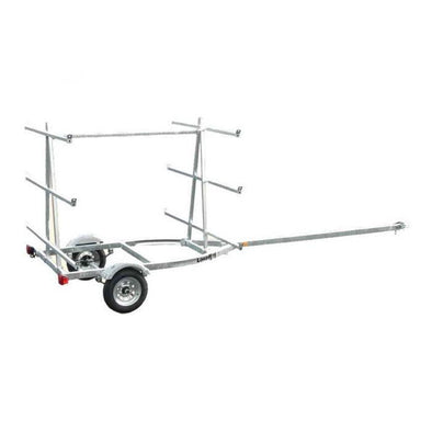 LOAD RITE TORSION SUSPENSION K1000-6 KAYAK TRAILER