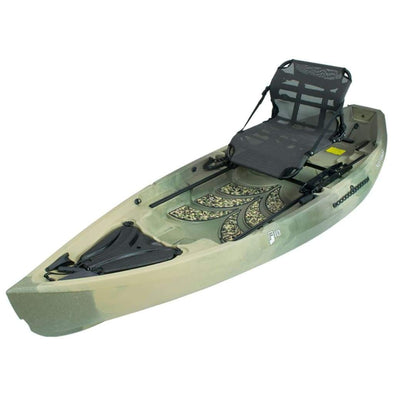 NuCanoe F10 Fishing Kayak