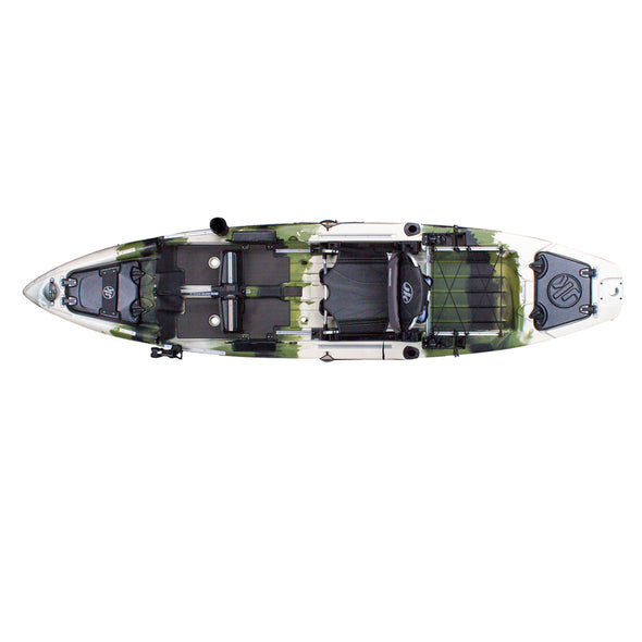 Jackson Mayfly Fishing Kayak - 2020