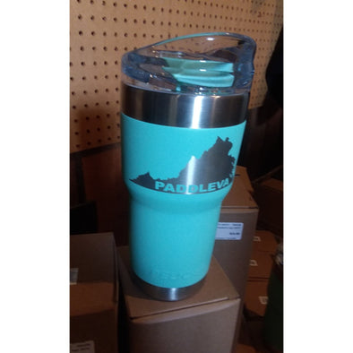 Pelican 22 oz Tumbler with PaddleVA logo