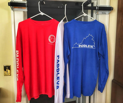 PaddleVA UPF Performance Long Sleeve Shirt