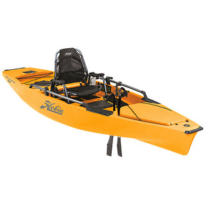 Hobie Mirage Pro Angler 14 Kayak 2021 - Demo Papaya