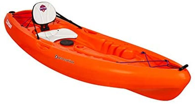 Perception Tribe 9.5 Kayak  - Clemson-Orange