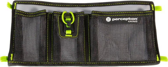 Perception Splash Three Pocket Organizer