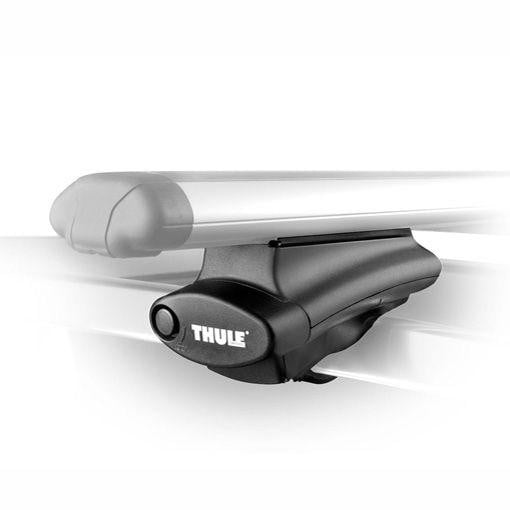 Thule 450R Rapid Crossroads Railing Foot Pack